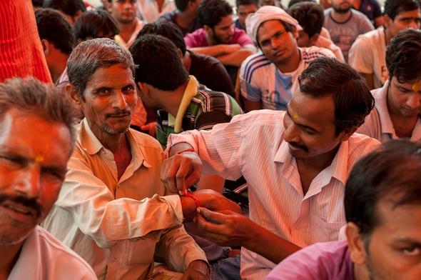 A Day at Tihar Jail